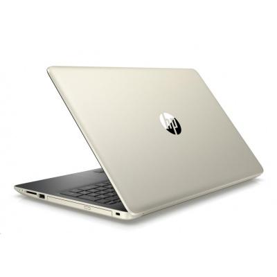 "HP NTB Laptop 15-db1015nc; 15.6"", SVA AG FHD, AMD Ryzen 3 dual, 8GB DDR4,256GB SSD,AMD Radeon Vega 3,DVD-RW,WIN 10-gold"