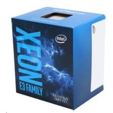 CPU INTEL XEON E3-1270 v5, LGA1151, 3.60 GHz, 8MB L3, 4/8, no VGA, 80W, BOX