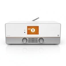 Hama digitálne a internetové rádio DIR3115MS, FM/DAB/DAB+/Multiroom, ovládanie aplikáciou, biele