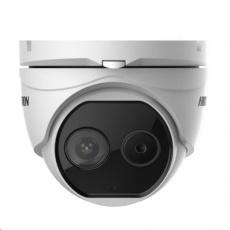 HIKVISION DS-2TD1217-3/V1 Bi-spectrum IP termokamera 160 × 120, 3.1mm, 25Hz, 12VDC, PoE thermo