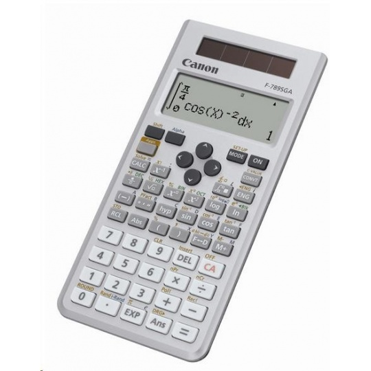 CANON Kalkulačka F-789SGA EXP DBL