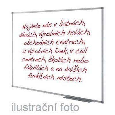 Keramická tabule NOBO CLASSIC Enamel 200x100 cm