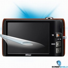 ScreenShield fólie na displej pro Nikon Coolpix S4150