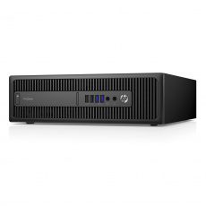 HP ProDesk 600 G2 SFF- Core i5 6500 3.2GHz/8GB RAM/128GB SSD PCIe + 500GB HDD
