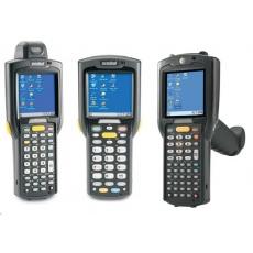 Motorola / Zebra Terminál MC3200 WLAN, BT, GUN, 1D, 28 key, 2X, Windows CE7, 512 / 2G, prehliadač
