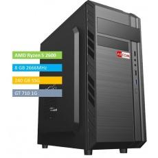 ABCOM KA5002 Ryzen5, 8GB RAM 240 GB SSD