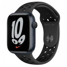 Apple Watch Nike Series 7, 45mm Mid./Anth./Black Nike SportBand
