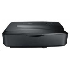 Optoma projektor ZH420UST black  (DLP, FULL 3D, Laser, FULL HD, 4000 ANSI, 2xHDMI, VGA, Audio, RS232, repro 1x10W)
