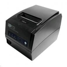 Birch PRP-T3 Termotlačiareň s rezačkou, USB / LAN / RS232, čierna