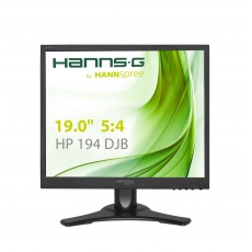 "HANNspree MT LCD HP194DJB 19"" 1280×1024, 5:4, 250cd/m2, 1000:1 / 80M:1, 5 ms"