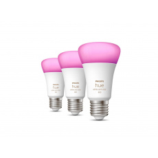 PHILIPS Hue White and Color Ambiance 6.5W 800 E27 3ks