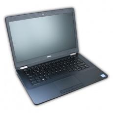 "Notebook Dell Latitude E5470 Intel Core i7 6600U 2,6 GHz, 8 GB RAM DDR4, 256 GB SSD M.2, Radeon R7 M360, cam, 14"" 1366x768, COA štítok Windows 7 PRO"