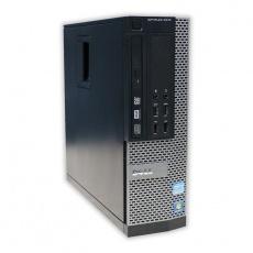 Počítač Dell OptiPlex 9010 SFF Intel Core i5 3470 3,2 GHz, 4 GB RAM, 250 GB HDD, Intel HD, DVD-RW, COA štítok Windows 7 PRO