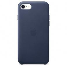 APPLE iPhoneSE Leather Case - Midnight Blue