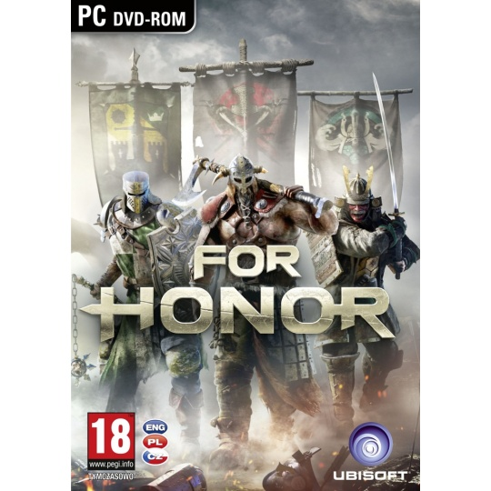 PC hra - For Honor