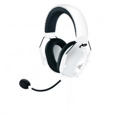 RAZER sluchátka Blackshark V2 Pro, bezdrátové, bílá