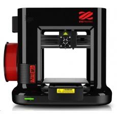 3D tiskárna XYZ da Vinci Mini W+ Černá (PLA/PETG/Tough PLA /Antibacte PLA, 15x15x15 cm, 100-400 mikronů, USB 2.0, Wi-Fi)