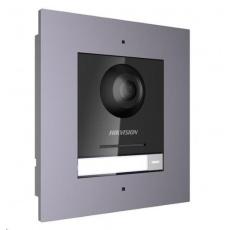 HIKVISION DS-KD8003-IME1/Flush, venkovní modulární kamerová jednotka pro videotelefony, LAN, IP, PoE