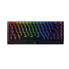 RAZER klávesnice BlackWidow V3 Mini HyperSpeed (Green Switch), US Layout