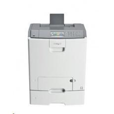 LEXMARK tiskárna C748de A4 COLOR LASER, 512MB, USB/LAN, duplex, dotykový LCD