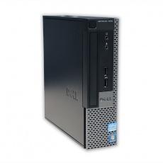 Počítač Dell OptiPlex 7010 USFF Intel Core i7 3770s 3,1 GHz, 8 GB RAM, 250 GB HDD, Intel HD, COA štítok Windows 7 PRO