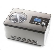 Domo DO9207I Kompresorový zmrzlinovač nerez, 2l, termostat