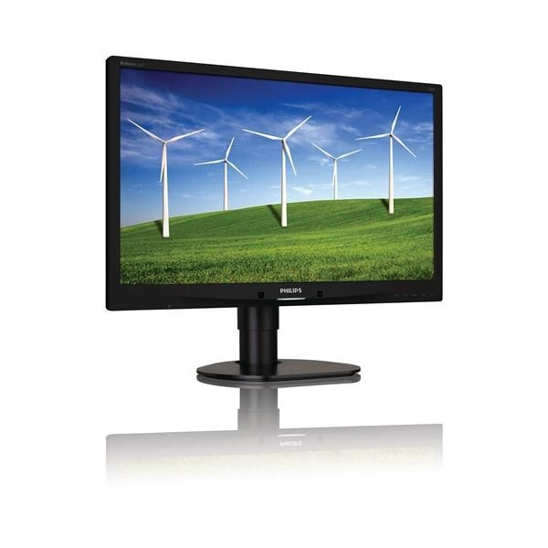 "Philips MT LED 24"" 241B4LPYCB - 1920x1080, 20mil:1, 5ms, 250, D-Sub, DVI, DP,  2xUSB, repro, PIVOT"
