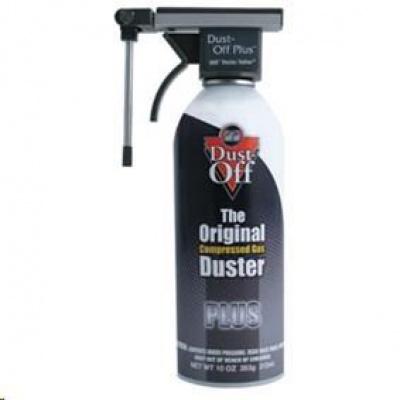 KATUN Stlačený vzduhc Dust-Off plus  – sprej 300ml, Dust-Off®
