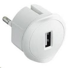 Legrand - ADAPT-USB DO ZÁS. BIELA