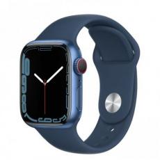 Apple Watch Series 7 Cell, 41mm Blue/A.Blue SportBand