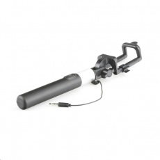 MadMan Selfie tyč MOVE 72 cm černo/stříbrná (monopod)