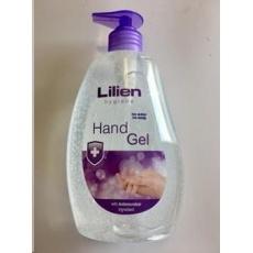 Lilien Hand Gel 500 ML čistící gel