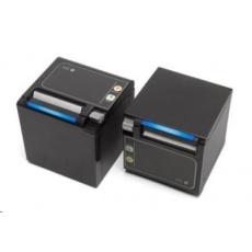 Seiko pokladničná tlačiareň RP-D10, rezačka, Horný / Predná výstup, BT, čierna, zdroj