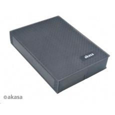 "AKASA HDD box Flexstor H35, podpora 3,5"" HDD, Quick connect"