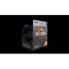 CPU AMD RYZEN 3 3200G, 4-core, 3.6 GHz (4 GHz Turbo), 6MB cache (2+4), 65W, socket AM4, Wraith Stealh, Radeon RX VEGA 8