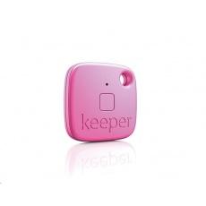 Gigaset Keeper- lokalizační přívěsek - růžový