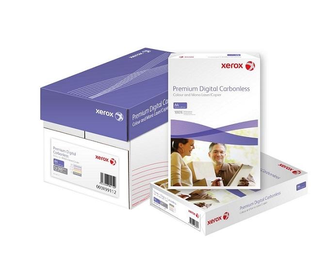 Xerox Papír Premium Digital Carbonless - SRA2 CFB WHITE (80g/500 listů, SRA2)