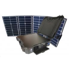 Viking bateriový generátor X-1000 + solární panel X80