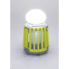 JATA Mostrap MIB9V Vábnička pro trvalou likvidaci komárů a přenosná lampa