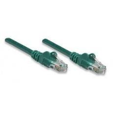 Intellinet Patch kábel Cat5e UTP 20m zelený