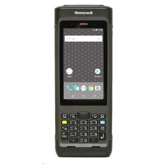 Honeywell CN80, 2D, EX20, BT, Wi-Fi, num., ESD, PTT, GMS, Android