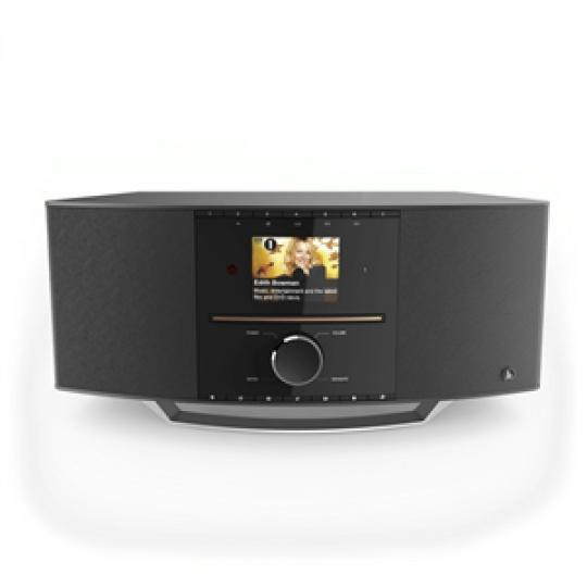 Hama digitálne a internetové rádio DIR3505MSCBT, DAB+/CD/BT/Multiroom/App ovládanie