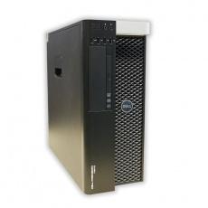 Počítač Dell Precision T3610 tower Intel Xeon Quad Core E5-1620 v2 3,7 GHz, 16 GB RAM, 500 GB HDD, Quadro K4000, DVD-RW, el. kľúč Windows 10 PRO